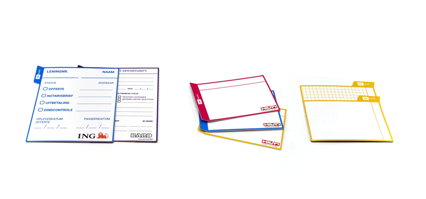 custom magnets for lean, agile scrum or kanban board- visual project management
